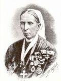 Сестра Милосердие Марфа Степановна Сабинина