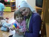 Благотворительные акция в детском доме